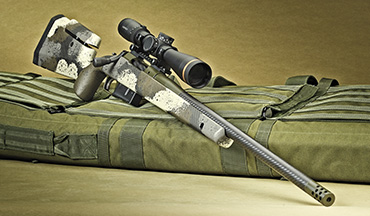 The first in this new family of Springfield Armory rifles is the Model 2020 Waypoint, the result of years of engineering, testing and evaluation, combined with premium-grade components.